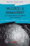 Livre numérique Valeur(s) et management