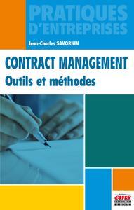 Livre numérique Contract management - Outils et méthodes