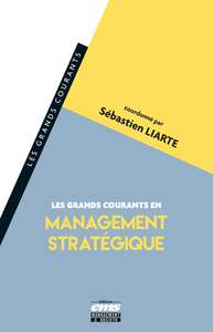 Livre numérique Les grands courants en management stratégique