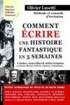Libro electrónico Comment écrire une histoire fantastique en 5 semaines