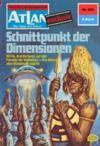 Livre numérique Atlan 283: Schnittpunkt der Dimensionen