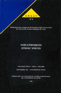 Electronic book Voix éthniques, ethnic voices. Volume 1