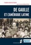 Livre numérique De Gaulle et l'Amérique latine