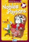 Livre numérique Nobles Paysans - tome 01