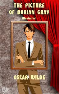 Libro electrónico Oscar Wilde - The Picture of Dorian Gray (Illustrated)