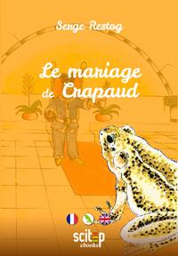 Livre numérique Le Mariage de Crapaud