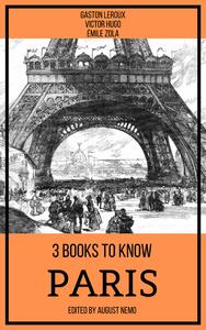 Livre numérique 3 books to know Paris