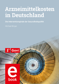Electronic book Arzneimittelkosten in Deutschland
