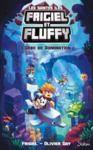 Livre numérique Frigiel et Fluffy, Le Cycle Saintes Îles (T2) : L'Orbe de domination - Lecture roman jeunesse aventures Minecraft - Dès 8 ans