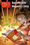 Livre numérique Gratis Comic Tag Magazin 1/2013