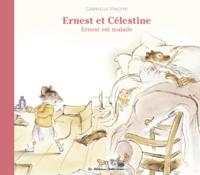 Livre numérique Les albums d'Ernest et Célestine - Ernest est malade