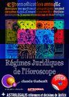 Livre numérique REGIMES JURIDIQUES DE L'HOROSCOPE Astroemail 137