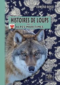 Livre numérique Histoires de Loups dans les Alpes-Maritimes