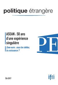 Livre numérique ASEAN : 50 ans d'une expérience singulière