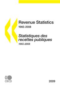 Electronic book Statistiques des recettes publiques 2009