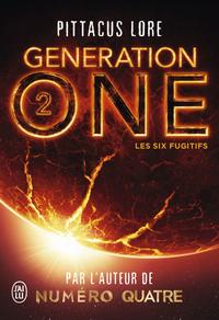 Livre numérique Generation One - (Tome 2) - Les Six Fugitifs