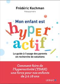 Electronic book Mon enfant est hyperactif