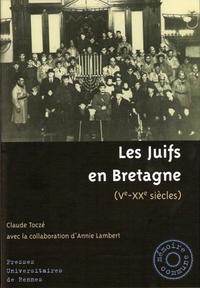 Livre numérique Les juifs en Bretagne
