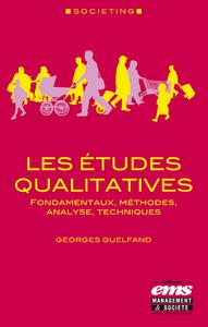 Livre numérique Les études qualitatives