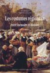 Livre numérique Les costumes régionaux