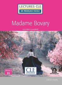 Livre numérique Mme Bovary - Niveau 4/B2 - Lecture CLE en français facile - Ebook