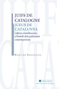 Livre numérique Juifs de Catalogne