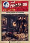 Livre numérique Nat Pinkerton - Une Conjuration de Malfaiteurs