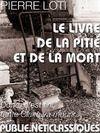 Electronic book Le livre de la pitié et de la mort