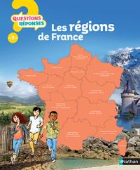 Livre numérique Les régions de France - Questions/Réponses - doc dès 7 ans