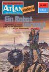 Livre numérique Atlan 206: Ein Robot versagt