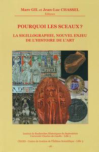 Livre numérique Pourquoi les sceaux ? La sigillographie, nouvel enjeu de l'histoire de l'art
