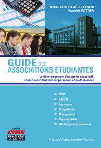 Livro digital Guide des associations étudiantes