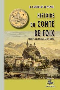 Livre numérique Histoire du Comté de Foix (Tome Ier : des origines au XIVe siècle)