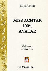 Livre numérique Miss Achtar 100% Avatar