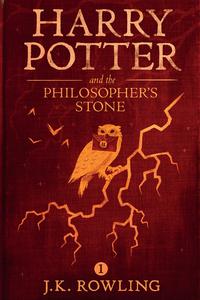 Livre numérique Harry Potter and the Philosopher's Stone