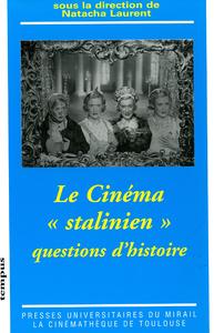 Livre numérique Le cinéma «stalinien»