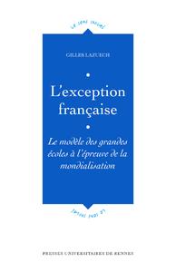 Livre numérique L'exception française