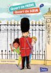 Livre numérique Quart de frère, Quart de soeur, tome 4 : Ici Londres !