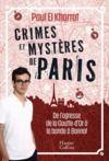 Livre numérique Crimes et mystères de Paris