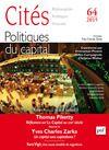 Livre numérique Cités 2015 - N° 64