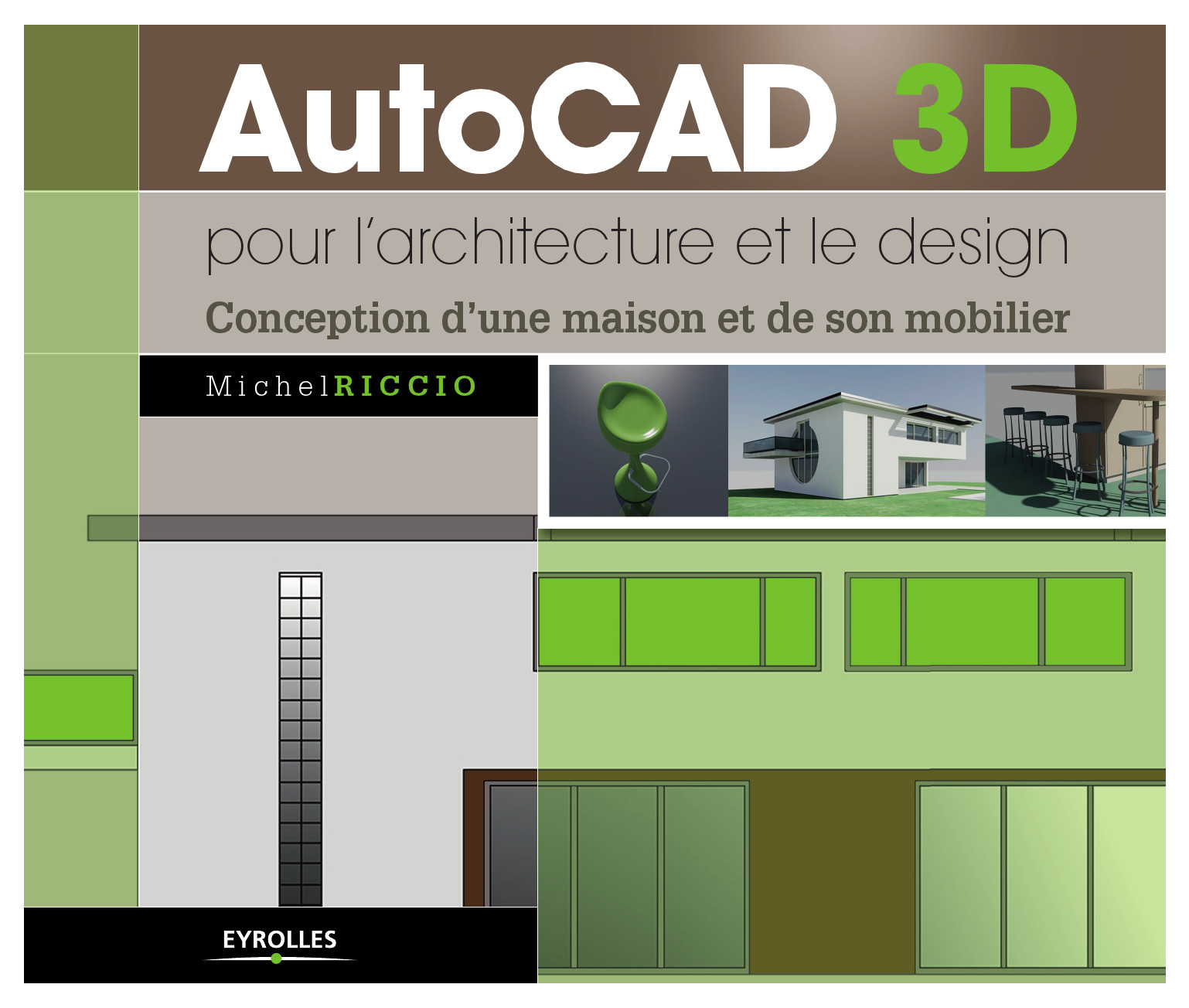 Ebook autocad 3d pour l 39 architecture et le design for Architecture et son