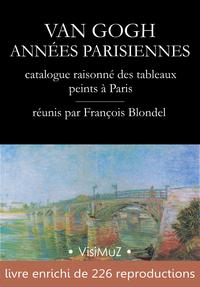 Livre numérique Van Gogh – Années parisiennes
