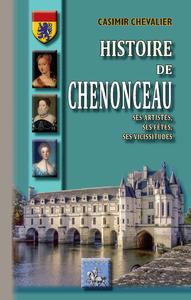 Livre numérique Histoire de Chenonceau