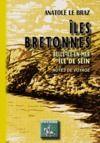 Livre numérique Îles bretonnes, Belle-Île-en-mer - Île de Sein (Notes de voyage)