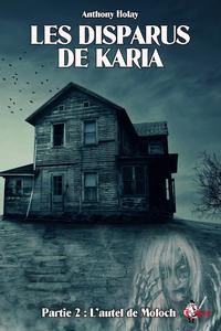 Livre numérique Les disparus de Karia, partie 2