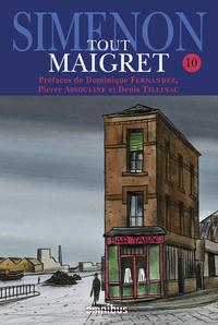 Livre numérique Tout Maigret T. 10