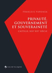 E-Book Privauté, gouvernement et souveraineté