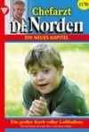 Livre numérique Chefarzt Dr. Norden 1170 – Arztroman