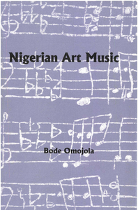 Electronic book Nigerian Art Music