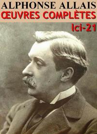 Livre numérique Alphonse Allais